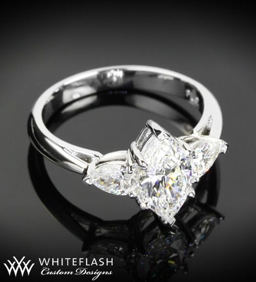 Marquise Ring Bands: Best 25+ Marquise Engagement Rings Ideas On Pinterest