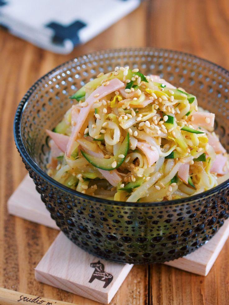 味がしみしみ♪『絶品♡もやしときゅうりの中華サラダ』 by Yuu 「写真がきれい」×「つくりやすい」×「美味しい」お料理と出会えるレシピサイト「Nadia | ナディア」プロの料理を無料で検索。実用的な節約簡単レシピからおもてなしレシピまで。有名レシピブロガーの料理動画も満載!お気に入りのレシピが保存できるSNS。