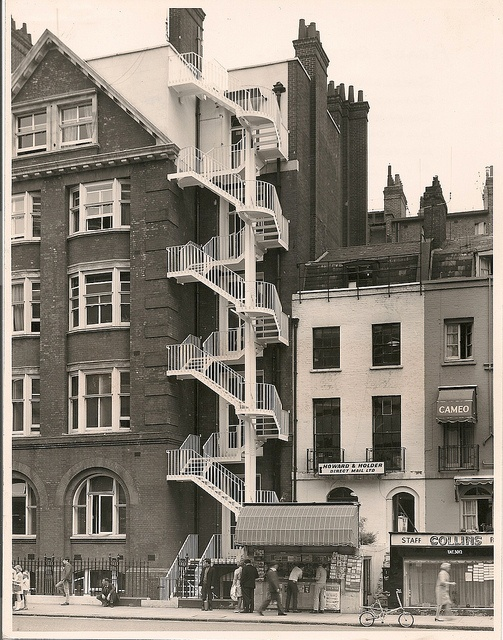 Denison House, Vauxhall Bridge Road, London by SteelwayUK, via Flickr