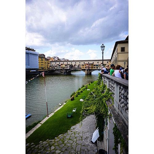 The Ponte Vechio in Florence. #my2014inphotos #aroundtheworld2014 #travel #travelphotography #wanderlust #nikon #nikontravel | Flickr - Photo Sharing!