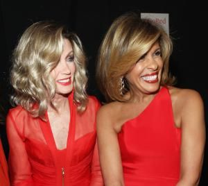 Wondering what haircuts and color looks best on women over age 50? I share the best bobs, shags, shoulder-length cuts and more in this gallery.: Donna Mills; Hoda Kotb