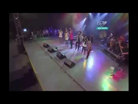 Show do Acampamento de Músicos Canção Nova - Vários Cantores Católicos - 2015 - YouTube