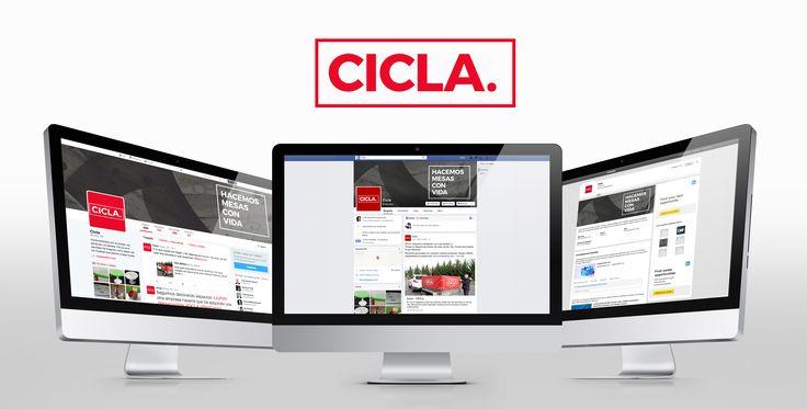 Redes Sociales de CICLA