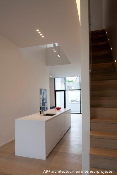 Kookeiland - AR+ Architectuur- & Interieurprojecten