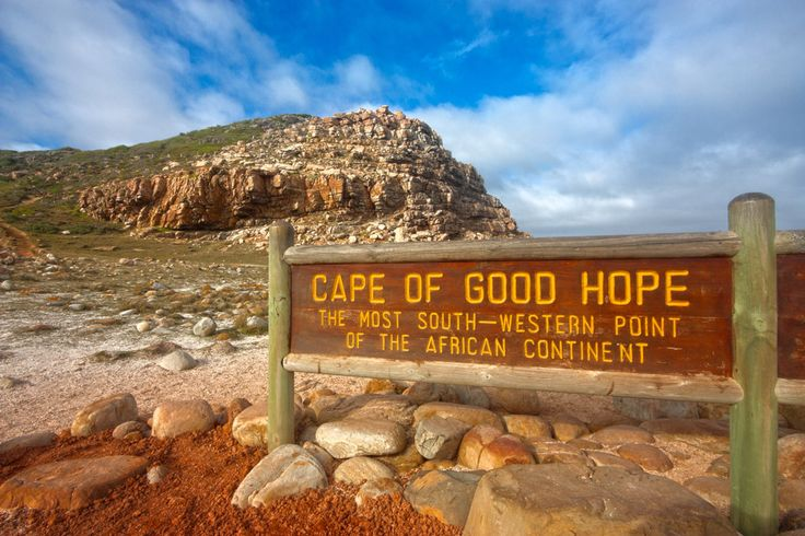 How to spend the week-end in Cape Town? Impossible to visit Cape Town without the famous picture at The Cape of Good Hope...