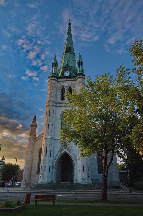 La Cathédrale de Trois-Rivières, Canada ~ Tourisme by Mauricie via blogue notes