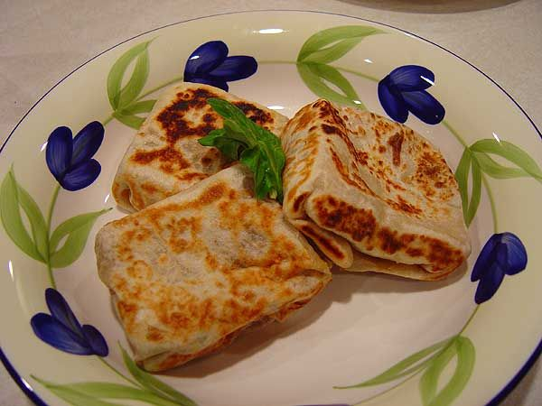 Vegetable Roti: Sri Lanka Recipes : Malini's Kitchen