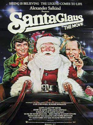 Santa Claus the Movie...one of my favorite Christmas movies!