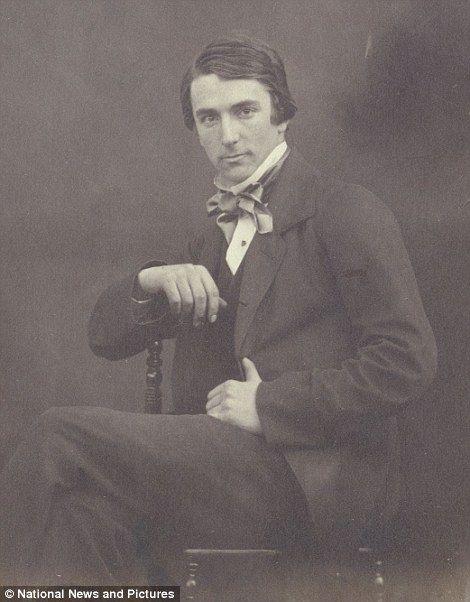 E J F Edwards by Emma Johnston 1858-1864