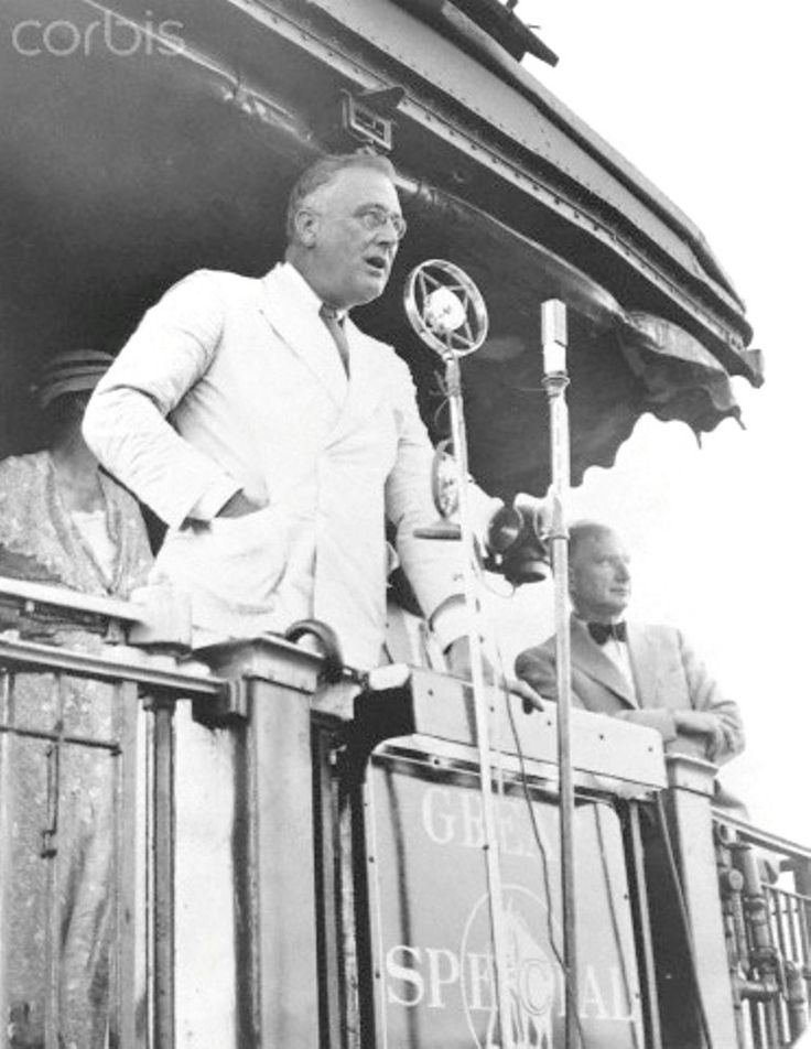 fdr giving a speech - photo #8