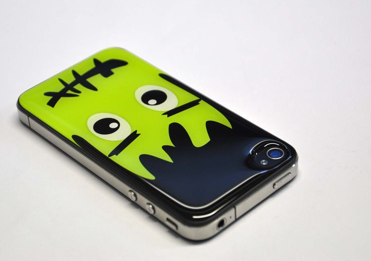 frankestain iphone cover halloween edition