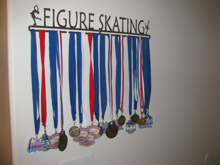 Figure Skating Competition Medals