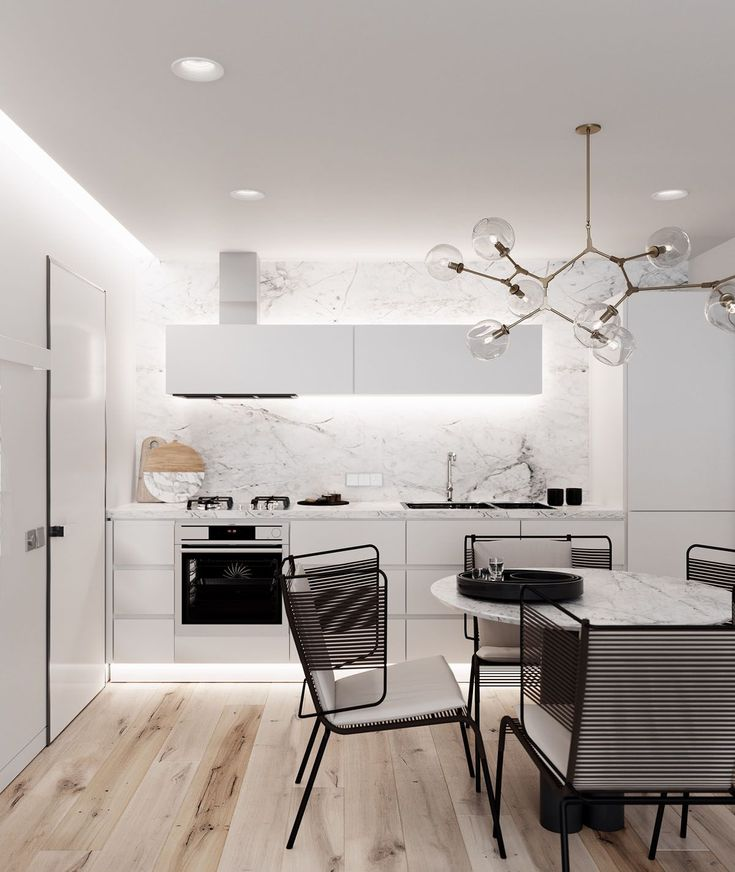 2 Simple, Modern Homes with Simple, Modern Furnishings