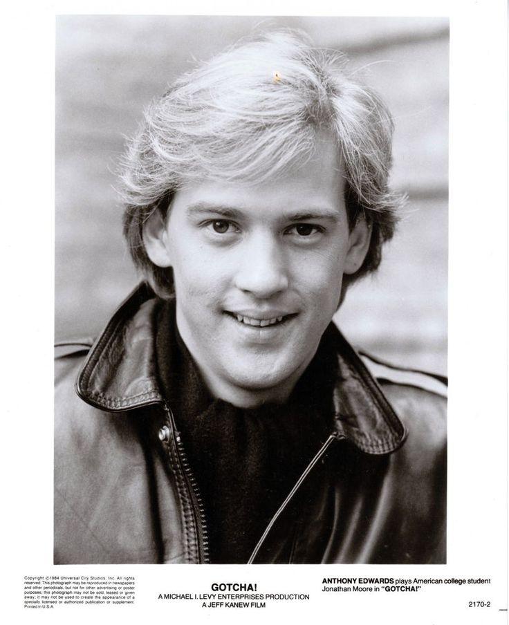 Vintage photo of Anthony Edwards in GOTCHA! 1985 C080 #anthonyedwards #gotchamovie