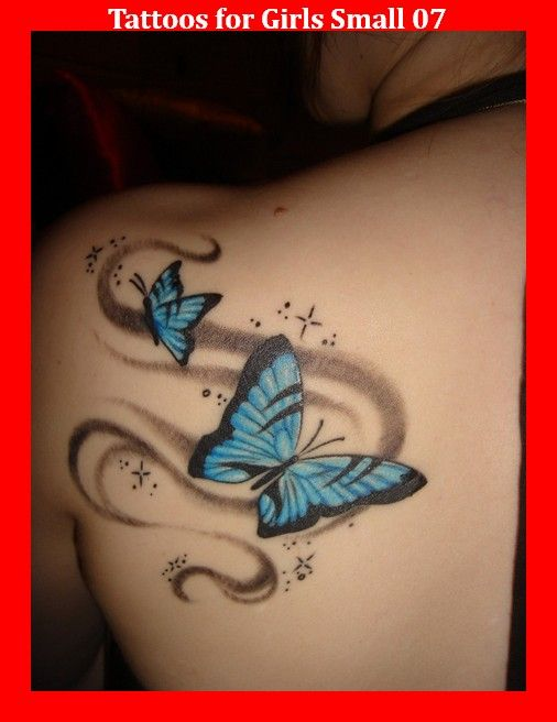 Tattoos for Girls Small 07