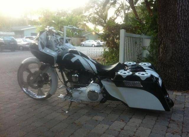 harley davidson street glides for sale | FOR SALE: 2010 Harley-Davidson Touring road glide custom fltrx
