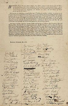Townshend Acts - Wikipedia