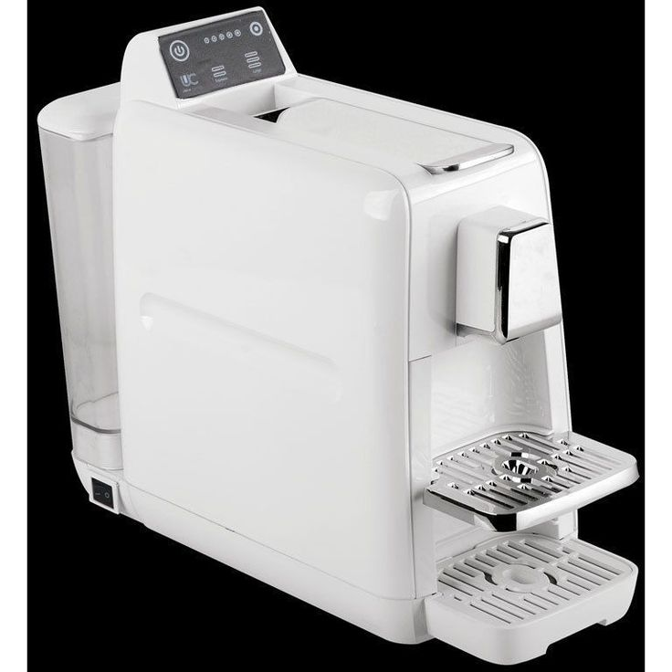 Touchscreen Pod Coffee Machine for Nespresso White shopping, Buy Coffee Pod Machines online at MyDeal for best deals, coupons, bargains, sales