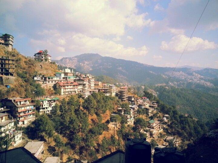 Shimla in Himāchal Pradesh
