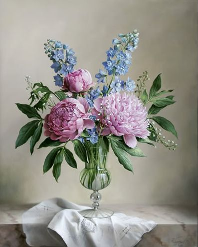 Leodor Selenier - Google+ - Pieter Wagemans | Traditional Art | Photorealistic Still…