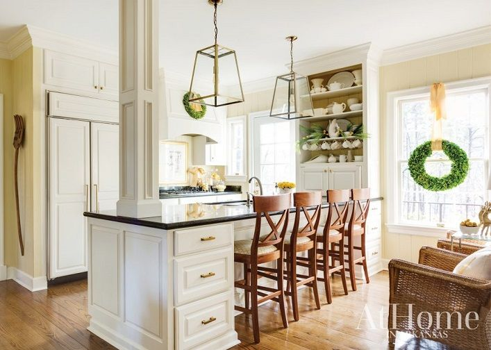 A Designer S Fresh And Beautiful Holiday Home Home Cozy House Kitchen