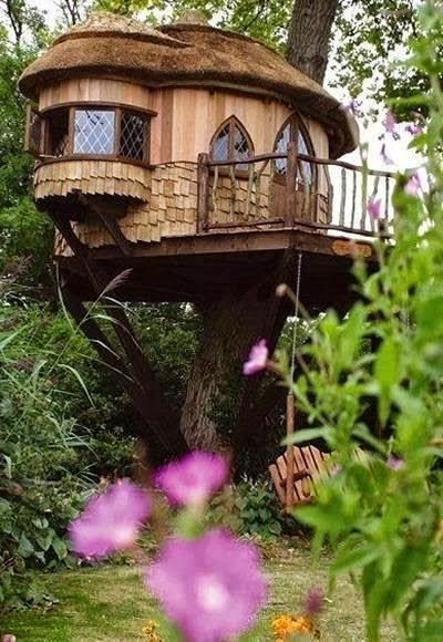 195 best awesome treehouses images on pinterest | treehouses