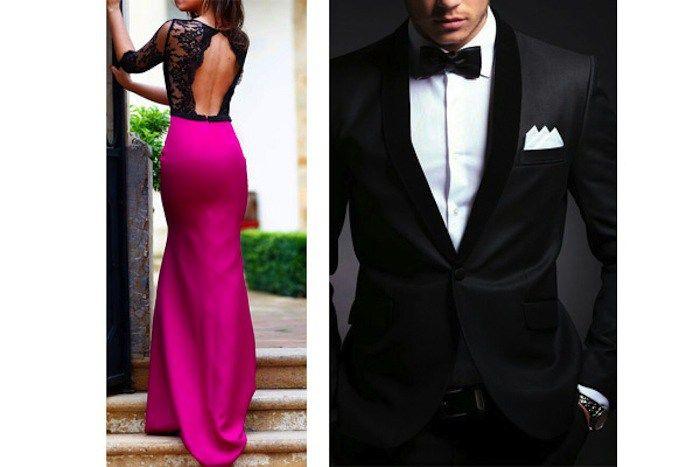 dress code ETIQUETA RIGUROSA