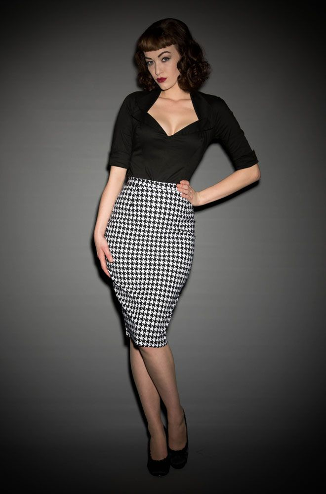 17 Best Pencil Skirts For Pinup Girls Images On Pinterest