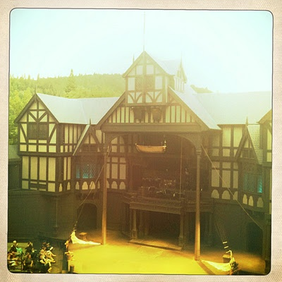 ashland, oregon shakespeare festival