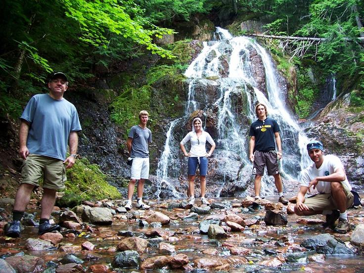 Wentworth Falls, Nova Scotia.