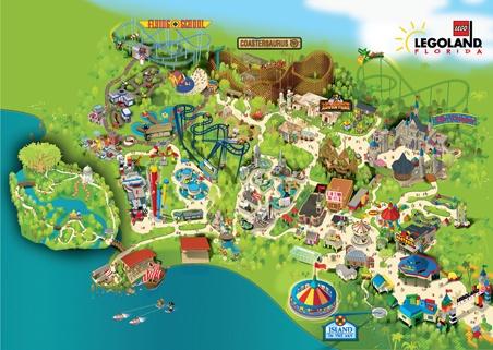 Legoland FloridaLegoland Florida, Florida Maps, Legolandflorida, Disney Trips, Orlando Florida, Amusement Parks, Lego Land, Families Vacations, Water Parks