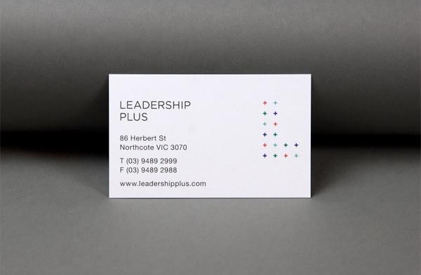Leadership Plus on Behance