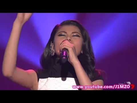 Marlisa Punzalan - Winner's Single - Stand By You - Grand Final - The X ...