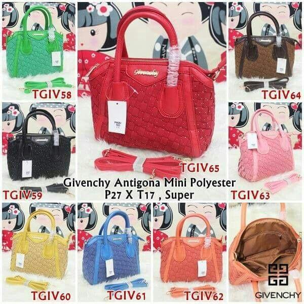 Givenchy Antigona Mini Polyester 170rb nett only ! Super Quality Bahan ada sedikit glitternya loh, cantik bgt  fast respon : bbm. 56BC8F19 || line. rumah hijab (pakek @)