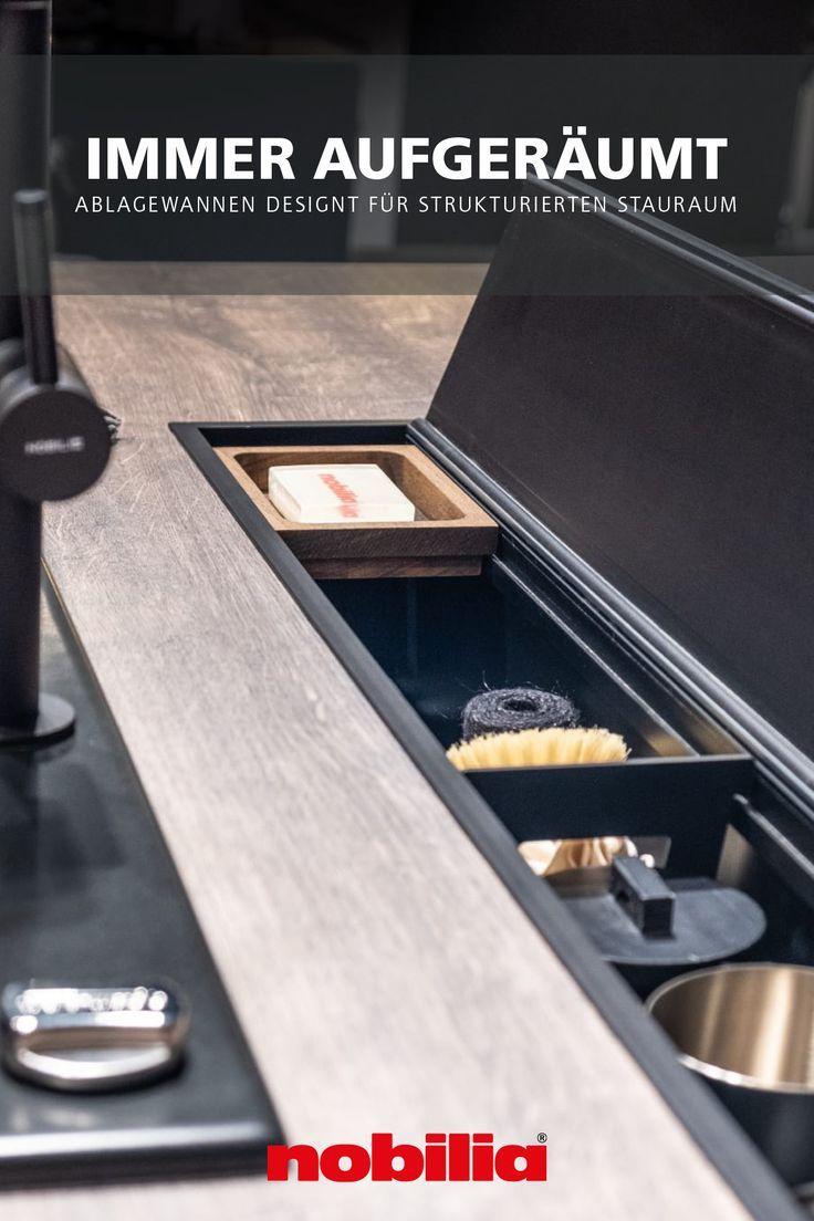 Unsere Innenausstattung In 2020 Arbeitsplatte Nobilia Ordnung In Der Kuche