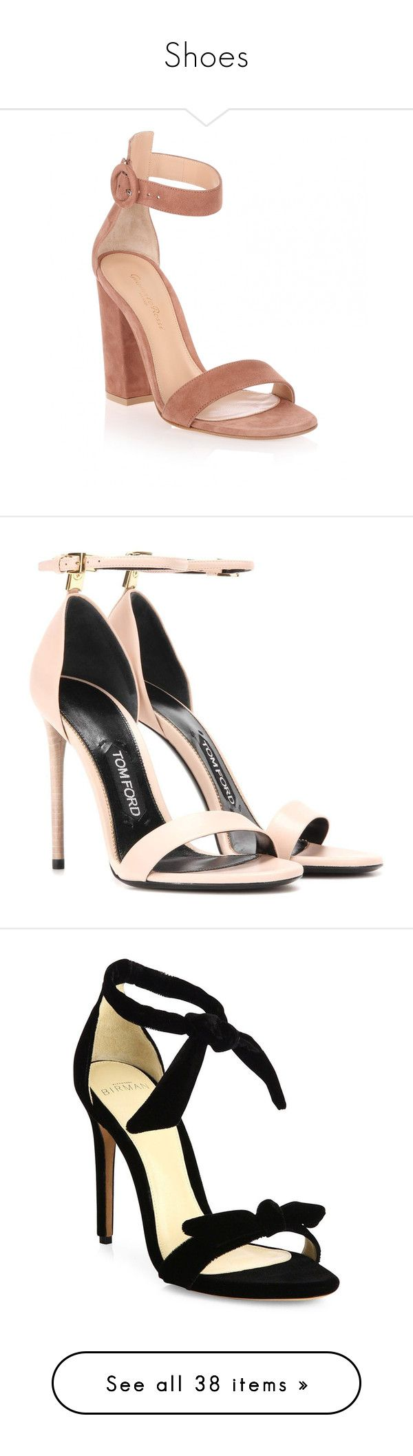 """Shoes"" by aliyah3williams ❤ liked on Polyvore featuring shoes, sandals, heels, zapatos, beige, heeled sandals, ankle tie sandals, block heel shoes, beige high heel sandals and block heel sandals"