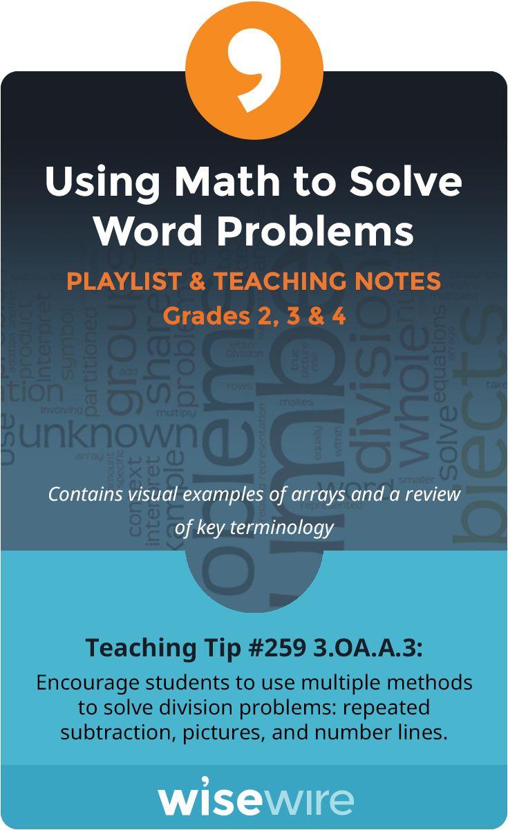 147 best Elementary Math images on Pinterest | Teaching ideas, 4th ...