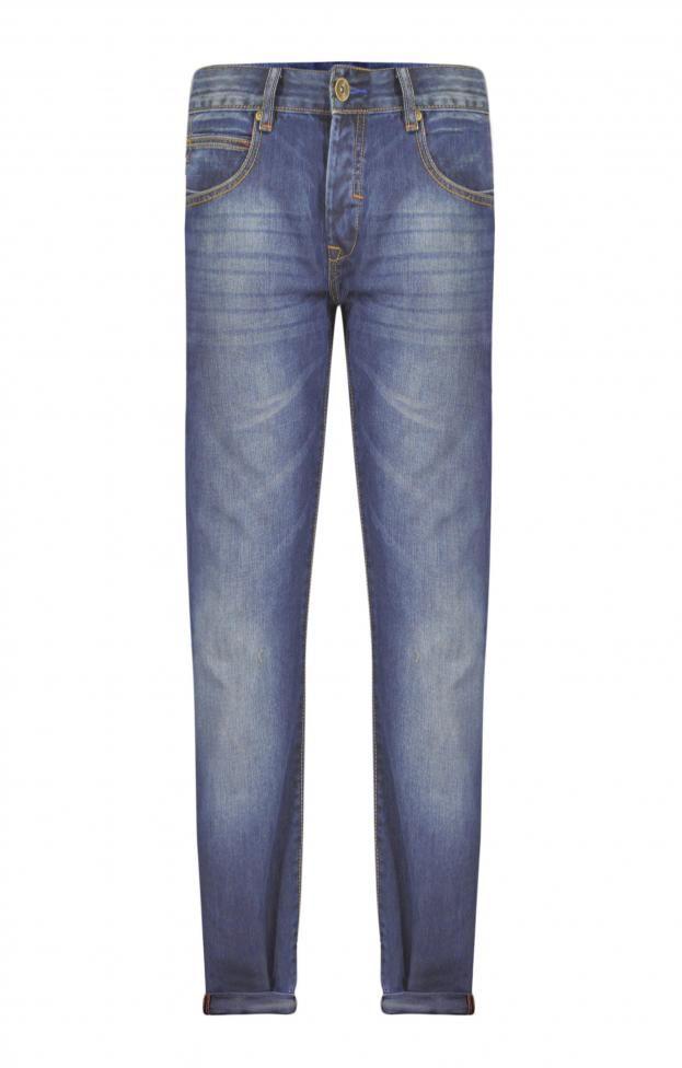 Ανδρικό παντελόνι jean denim | Παντελόνια τζίν - Jeans & Denim -