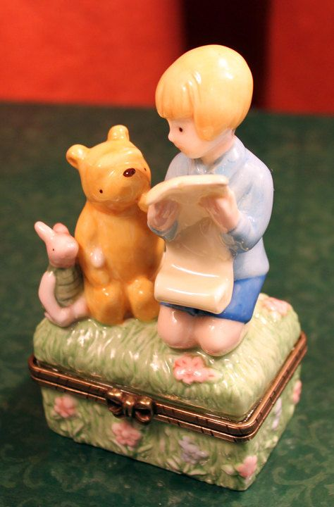 28 best Winnie The Pooh Collectibles images on Pinterest