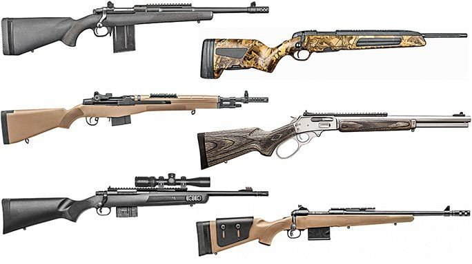 In essence, the scout rifle was a short, fast-handling rifle chambered in something powerful enough to kill a living target up to 1,000 pounds.