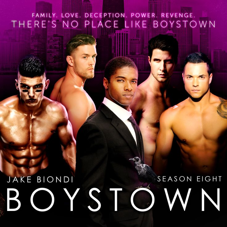 TWO WEEKS FROM TODAY! BOYSTOWN SEASON 8 !  Pre-order your copy today!  http://www.boystowntheseries.com/order-season-eight.html