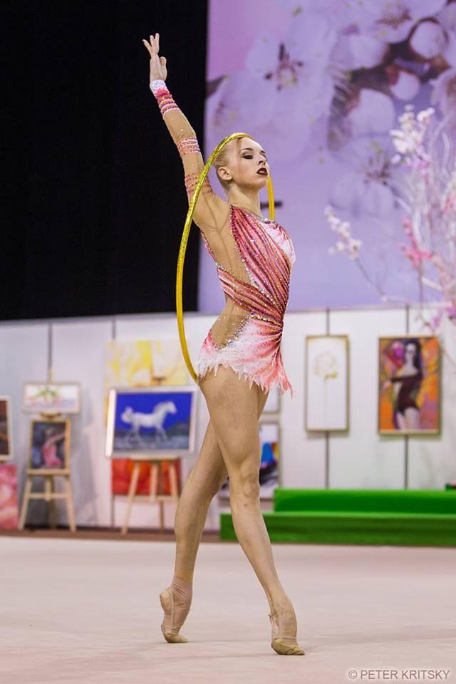 Yana Kudryavtseva (Russia), Baltic Hoop 2016