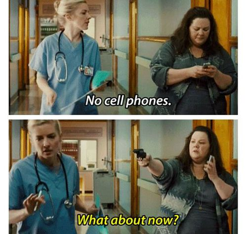 I love how the people in this hospital are so chill. An FBI agent is throwing a gun around while army crawling because she's been stabbed in the leg, and they just watch.