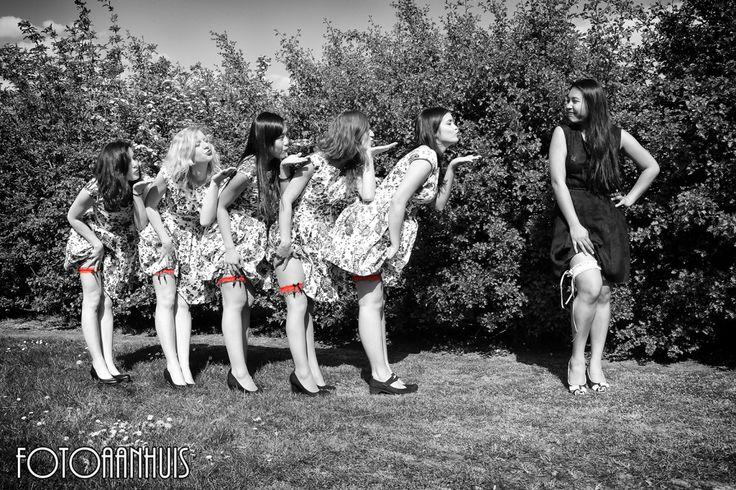 Vrijgezellen / ladies night / fotoshoot