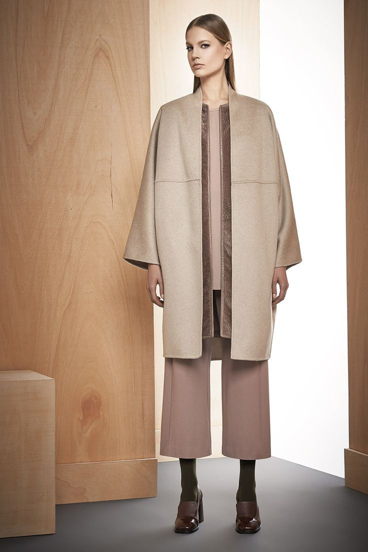 See the complete Max Mara Pre-Fall 2014 collection.