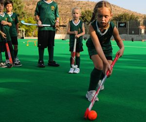 Field Hockey Drills for Kids