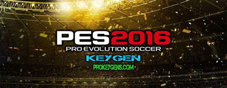 PES 2016 CD Key Generator