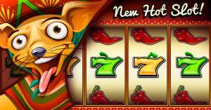 Wild Chilli slot machine - So good to play it on Cinco de Mayo! Play on mobile or web: http://www.houseoffun.com