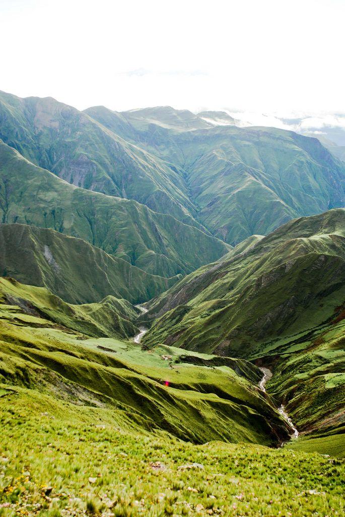 Parque nacional en Argentina