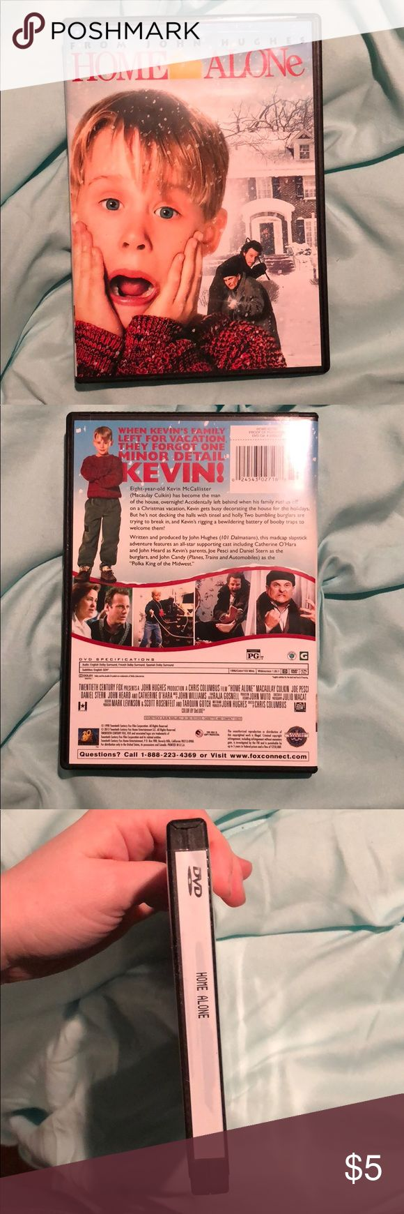 Brand New Home Alone DVD Excellent condition! Never been opened or watched DVD Other